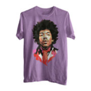 Poly Hendrix Graphic Tee