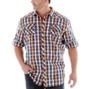 i jeans by Buffalo Malacia Long–Sleeve Woven Shirt–Big & Tall