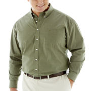 Dockers® No-Wrinkle Mini-Check Shirt–Big & Tall