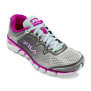 Fila® Memory Mechanic Energized Womens Running Shoes