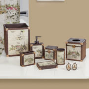 Creative Bath™ I Love Paris Bath Collection
