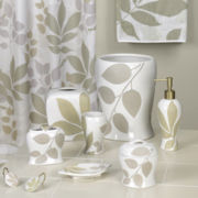 Creative Bath™ Shadow Leaves Collection