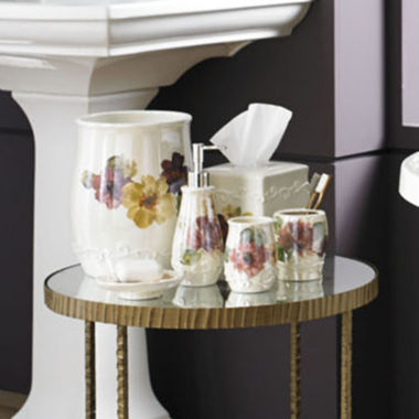 jcpenney.com | Queen Street® Carlyon Floral Bath Collection