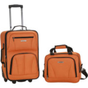 Rockland Rio 2-pc. Luggage Set-Brights