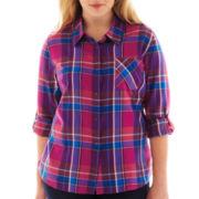 Arizona Plaid Shirt - Plus