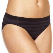 Jockey® Matte and Shine Bikini Panties - 1305