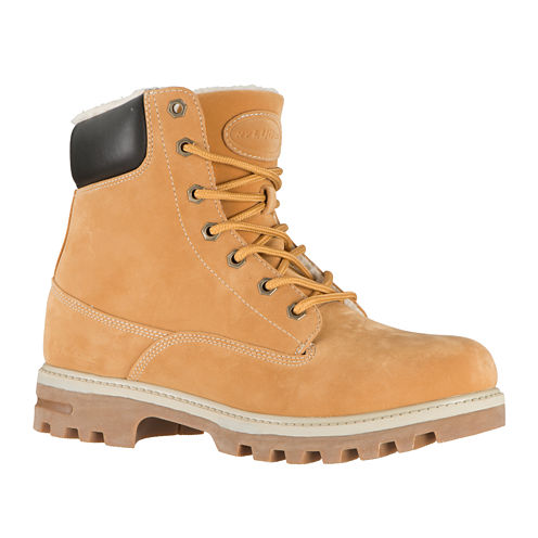 Lugz® Empire Hi Mens Water-Resistant Fleece-Lined Hiking Boots
