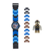 LEGO® Legends of Chima Lennox Kids Watch with Mini Figure