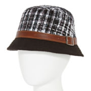 Manhattan Hat Company® Plaid Bucket Hat