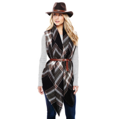 jcpenney.com | Panama Hat, Oversized Scarf or Reversible Belt