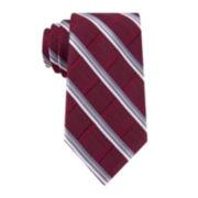Stafford® Stevenson Grid Silk Tie