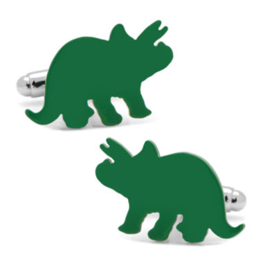 jcpenney.com | Triceratops Dinosaur Cuff Links