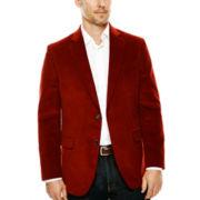 Stafford® Signature Corduroy Sport Coat - Slim Fit