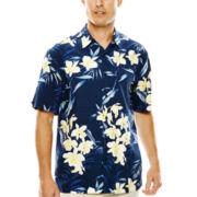 The Havanera Co.® Floral-Print Woven Shirt