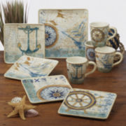Certified International Mariner Dinnerware Collection