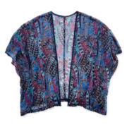 Arizona Woven Kimono - Girls 7-16 and Plus