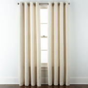 JCPenney Home™ Anza Grommet-Top Curtain Panel