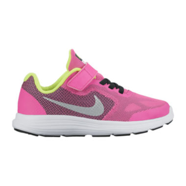 jcpenney.com | Nike Revolution 3 Girls Running Shoes - Little Kids