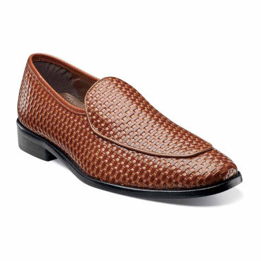 jcpenney.com | Stacy Adams® Santoro Mens Leather Moc-Toe Loafers
