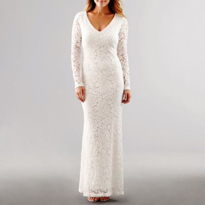 JCPenney Wedding Dresses