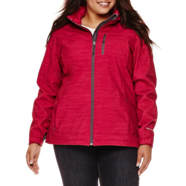 jcpenney.com | Free Country Softshell Jacket - Plus