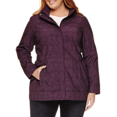 jcpenney.com | Free Country® Sidetab Softshell Jacket - Plus