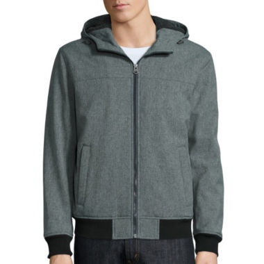 jcpenney.com | Levi's® Softshell Sherpa-Lined Bomber Jacket
