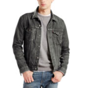 Levis® Long-Sleeve Knoll Trucker Jacket