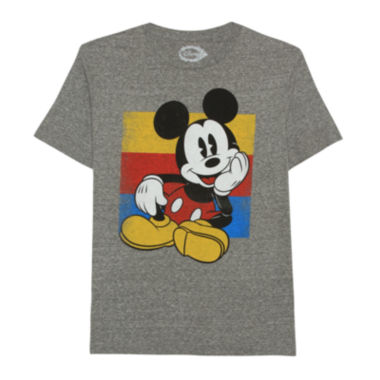 jcpenney.com | Mickey Chill Short-Sleeve Crewneck Tee