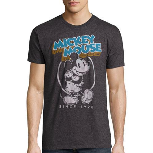 Disney Short-Sleeve Classic Mickey Mouse Tee