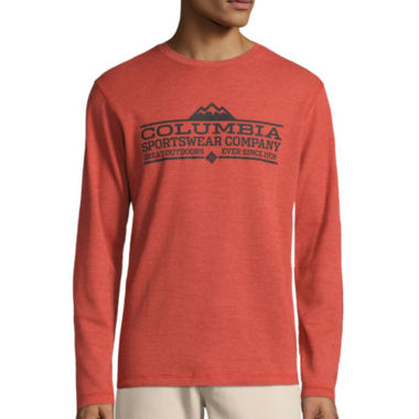 jcpenney.com | Columbia Sportswear Co.® Thomas Meadows™ Long-Sleeve Graphic T-Shirt