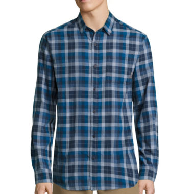 jcpenney.com | Columbia Sportswear Co.® Hardy Ridge™ Long-Sleeve Plaid Woven Shirt