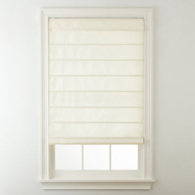 jcpenney.com | JCPenney Home™ Savannah Cordless Roman Shade