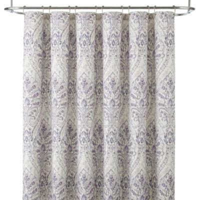 Eva Longoria Solana Shower Curtain