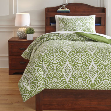 jcpenney.com | Signature Design by Ashley® Ina Midweight Comforter Set