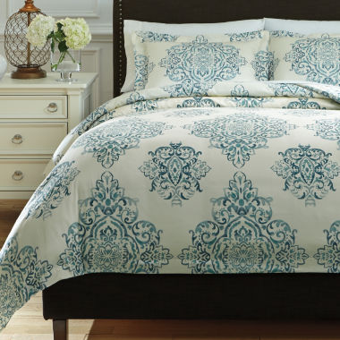 jcpenney.com | Signature Design by Ashley Fairholm 3-pc. Duvet Cover Set