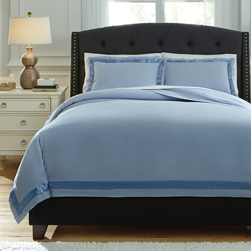 Signature Design by Ashley Farday 3-pc. Duvet Cover Set