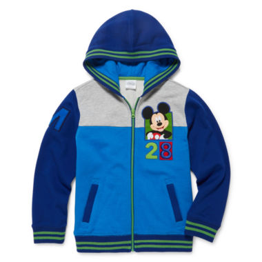 jcpenney.com | Disney Collection Mickey Fleece Jacket - Boys