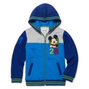 Disney Collection Mickey Fleece Jacket - Boys