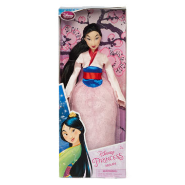 jcpenney.com | Mulan Classic Doll