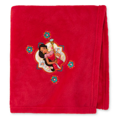 jcpenney.com | Disney Collection Elena Fleece Throw