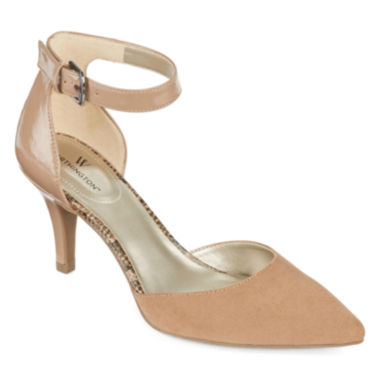 jcpenney.com | Worthington® Kipper Pointed-Toe Pumps