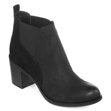 jcpenney.com | a.n.a® Venice Ankle Booties