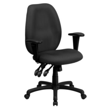 jcpenney.com | Patterned Fabric High Back Office Chair