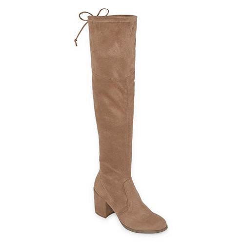 a.n.a Aikin Womens Over the Knee Boots