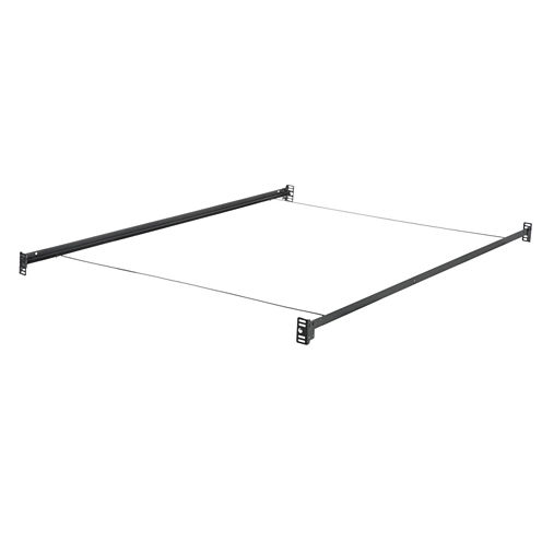 Structures Bolt-on Metal Bed Rail System with Wire Support
