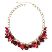 Mixit™ Gold-Tone Berry Shaky Cluster Necklace