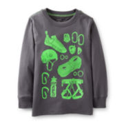 Carter's® Long-Sleeve Hiking Graphic Tee – Boys 5-7