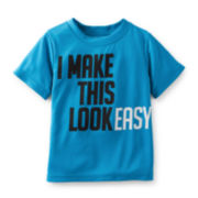 Carter's® Short Sleeve Active Knit Tee – Boys 5-7