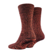 Jeep® 2-pk. Core Terrain Boot Socks